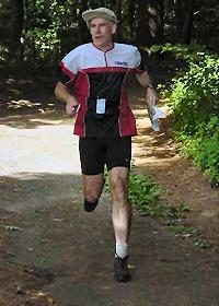 Randy Hall at Ridley Sprint-O, photo by John De Wolf